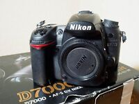 Nikon D7000 + Nikon lens Nikkor AF-S 16-85mm f/3.5-5.6G ED VR DX
