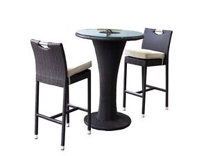 Outdoor-Bar-Table-Round-and-Stools-2-Seater-Chair-Furniture-Patio