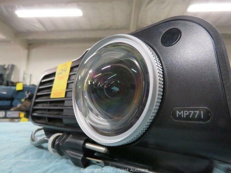 BenQ MP771 DLP Projector