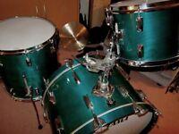 Vintage Tama Superstar Drums