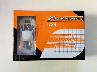 SC7510 Scaleauto 1:24 Slotcar Karosseriebausatz R8 LMS Evo GT3 2016 NEU OVP