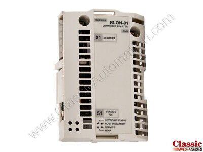 Abb Rlon-01 Lonworks Adapter Module Refurbished