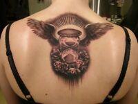 Tattoo artist 👨🎤