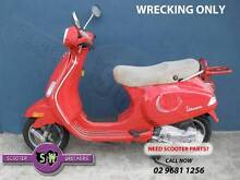 WRECKING 2005 Vespa LX150 PARTS ONLY Smithfield Parramatta Area Preview