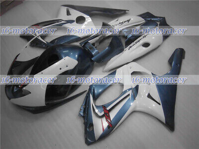 Fairing Fit for 1997-2007 Yamaha YZF600R 97-07 ABS Injection Body Kit a#21