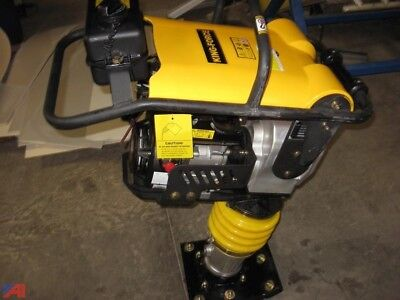 King-force Krm 160l Jumping Jack Compactor 6.5hp