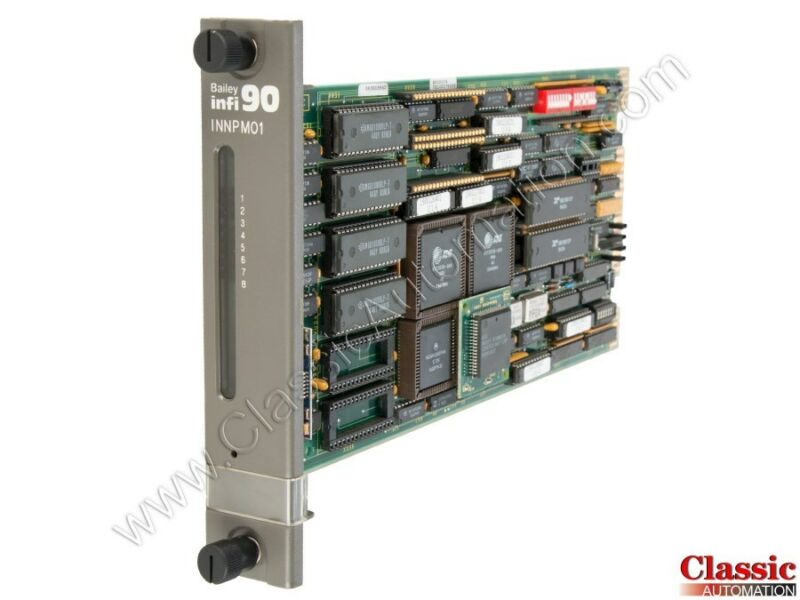 ABB, Bailey | INNPM01 | Network Processor Module (Refurbished)
