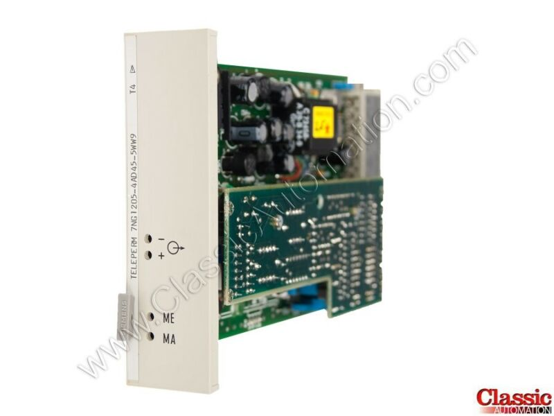 Siemens| 7NG1205-4AD45-5WW9 | Temperature Transmitter Module (new)