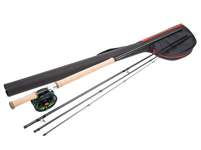 Guideline Laxa Salmon Double Hand Multi Tip SH FAVO Reel Rod Combo Fly fishing - Hand Multi Tip