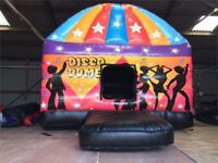 Bouncy Castle Hire, Disco Dome, Face Painting, Popcorn/Candyfloss & soft play Hire