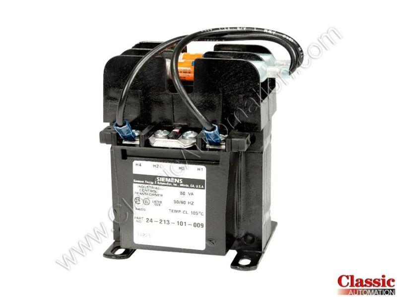 Siemens   KT8050P   CONTROL TRANSFORMER 230/460-115V 50VA (Refurbished)