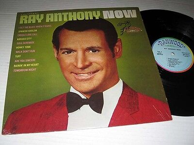 RAY ANTHONY Now RANWOOD Stereo SHRINK