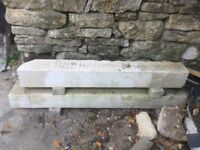 Carved Stone Lintels