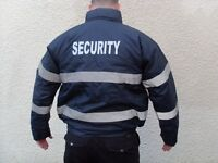 Security Guards Required in Bradford and Leeds - Starting from Monday