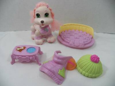 ~Fisher Price~ Snap n' Style Doll Cheri Poodle Dog Accessories