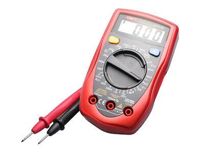 Digital Multimeter Strom Messgerät Akustischer Durchgangsprüfer UNI-T UT-33D