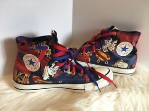 Converse Superman high top sneakers