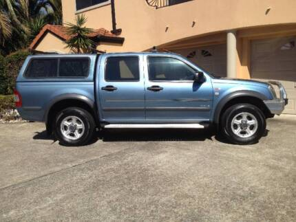 2003 Rodeo Dual Cab Dual Fuel Southport Gold Coast City Preview
