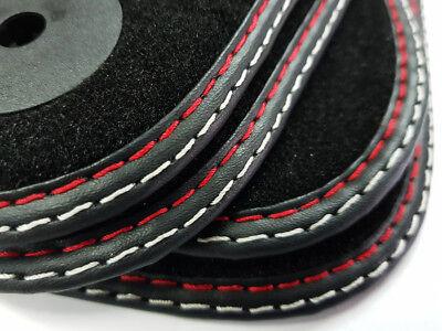 NEU schwarz Gummi-Fußmatte Gummifußmatten Opel Vivaro Bj 2001-2014 6-tlg