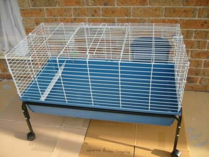 New Rabbit & Guinea Pig Cages $45 - $69 Mouse Cage $15