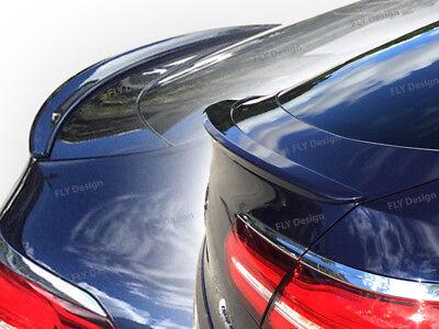 Heckspoiler für Mercedes GLC Coupe C253 AMG typ Hecklippe ABS SCHWARZ lackiert