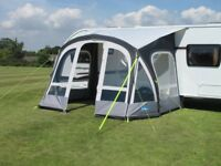 REDUCED Kampa Air 350 Caravan awning