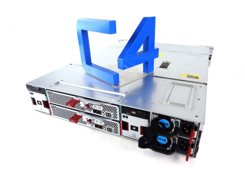 HP E7Y20A 3PAR 12GB SAS 24-DISK 2U SFF - E7Y22A
