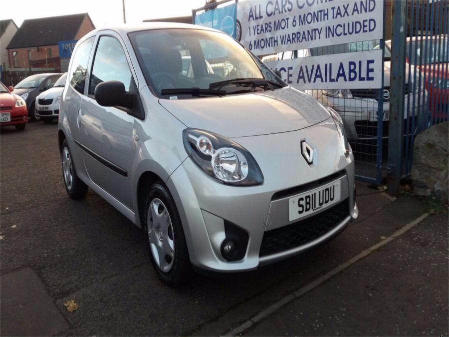 Was:2995/ NOW:2795 Renault Twingo, Hatchback, Silver, Manual, Petrol 2011 Sale/Finance, Forthcarz