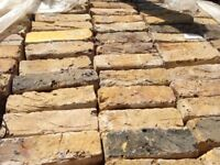 300 Yellow Stock Bricks for Sale