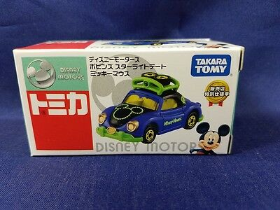 MICKEY MOUSE HALLOWEEN SPECIAL , Disney Motor, Tomy Takara Tomica Diecast - Speciale Halloween Simpson