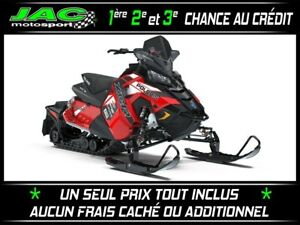 2019 Polaris 600 Rush XCR SC Select Defiez nos prix
