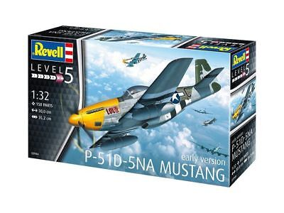 Revell P-51D-5NA MUSTANG EARLY VERSION 1:32 Revell 03944  X