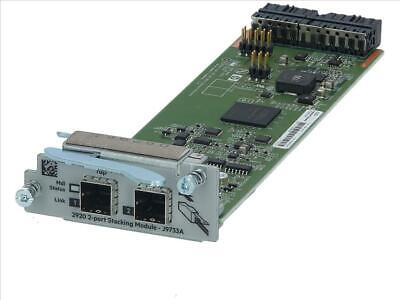 USED HP J9733A Module 2920 2-port