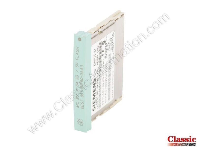Siemens   6ES7951-0KF80-0AA0   Flash Memory Module   (Refurbished)