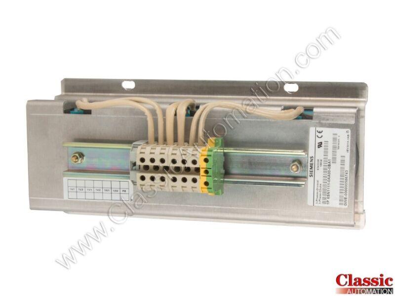 Siemens | 6SN1111-0AA00-0BA1 | Line Reactor (Refurbished)
