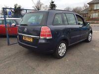 CAR FINANCE SPECIALISTS Vauxhall ZAFIRA