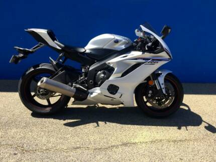 Dealer Demo 2018 Yamaha YZF-R6 Sportbike $16,990 Balcatta Stirling Area Preview