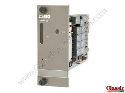 Abb Bailey Immfc03 Enhanced Multi-function Controller Refurbished