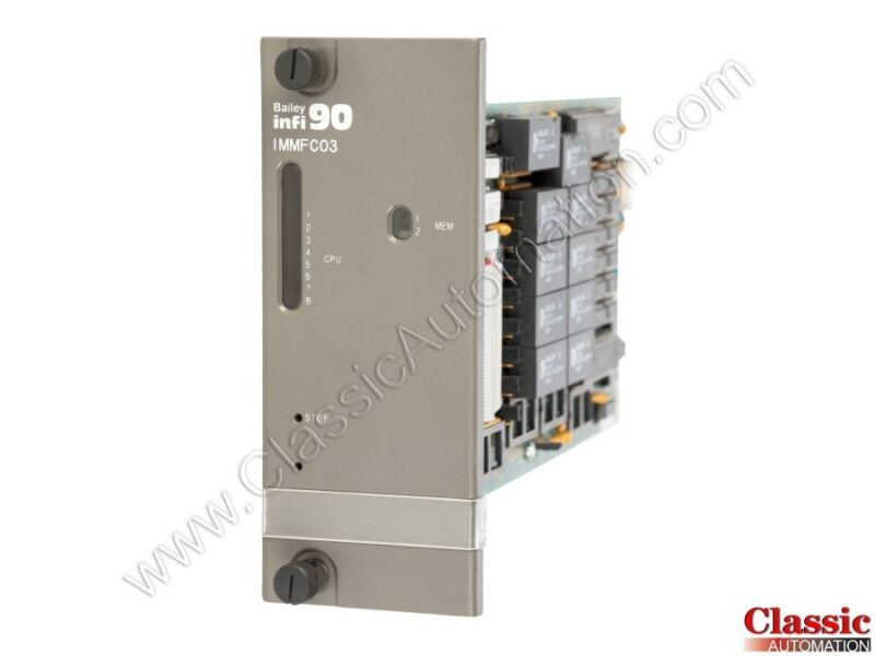 ABB, Bailey | IMMFC03 | Enhanced Multi-Function Controller (Refurbished)