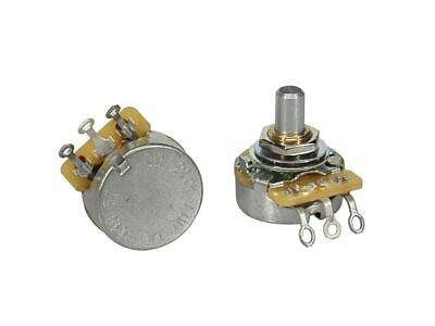 CTS A57 Audio pot 250k solid shaft For Fender telecaster/Precision bass -...