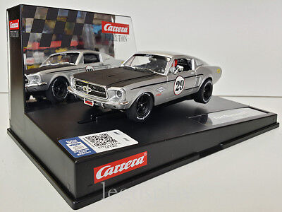 Slot SCX Scalextric Carrera 27554 - Evolution Ford Mustang Gt
