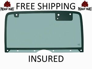 Jeep Wrangler Rear Glass Ebay