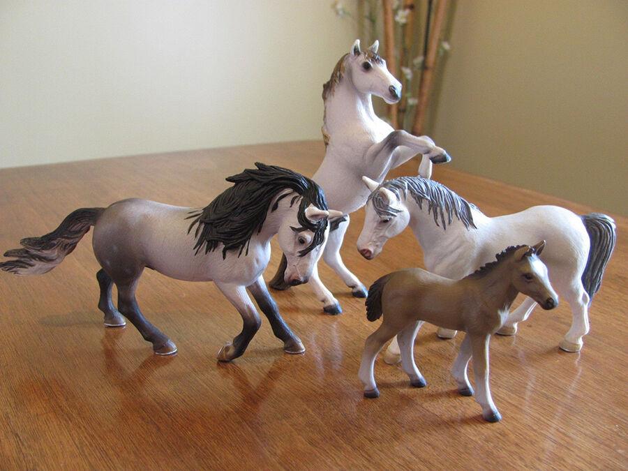 Geschenkidee für Pferdenarren: Schleich-Pferde