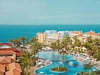 Xmas and hogmany 2 week holiday to tenerife.. All inclusive