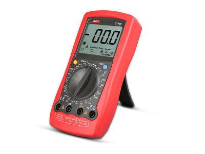 LCD Digitaler Multimeter Voltmeter Messgerät Voltmeter DC HOLD Funktion UT107
