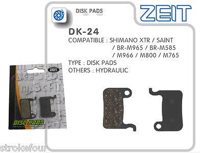 Pastillas de freno ZEIT para Shimano XTR, SAINT semi metalicas