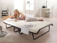 JAY-BE Memory Foam Folding Bed - Small Double - USED Good Condition