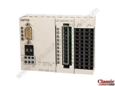 Lenze Epm-t830 Io Module New