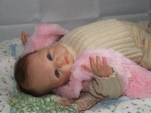 CUSTOM REBORN BABY GIRL or BOY Doll PARIS by ADRIE STOETE