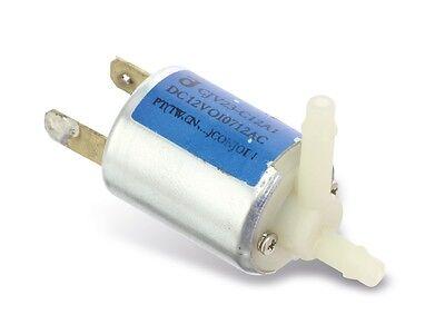 Membranventil / Magnetventil für Wasser und Dampf mit 12 V